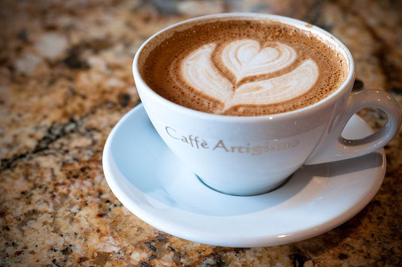 einladung zum kaffee, Einladung